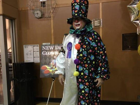 BHM attorney clown