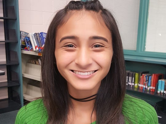 Lexis Flores, Gulf Coast High School