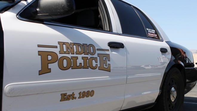 Indio police arrested 128 people during the first weekend of the Coachella Valley Music and Arts Festival.