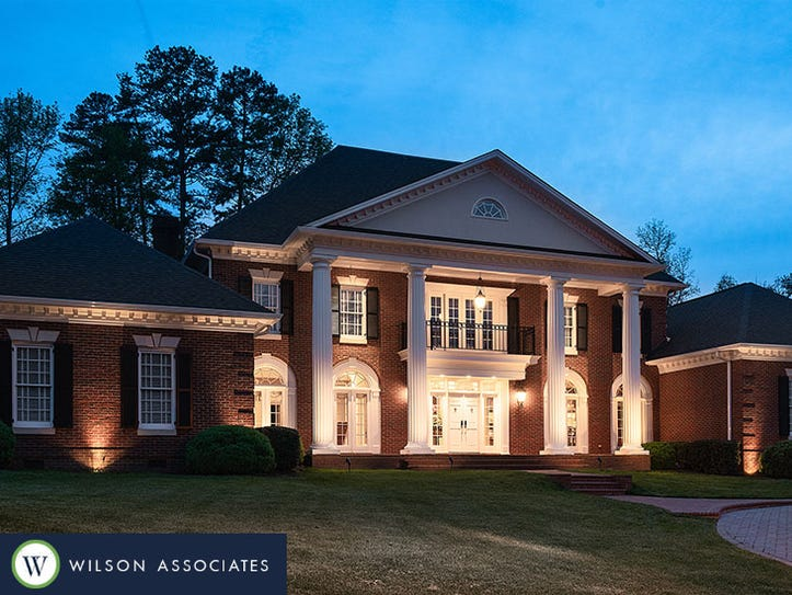 Luxury Home of the Week presented by Sharon Wilson.