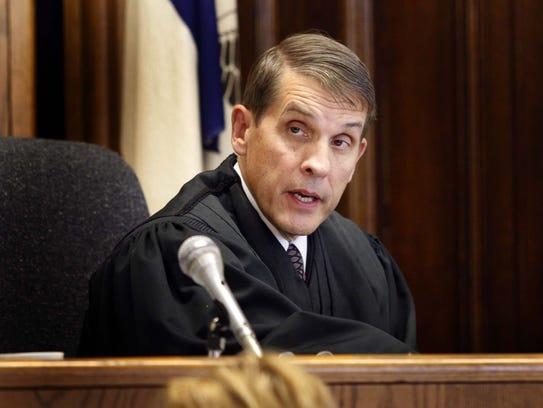 Judge Robert Hutchison