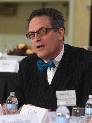 Tax Watch columnist David McKay Wilson will be speaking Wednesday in White Plains at the Workforce Housing Coalition's teach-in on affordable housing.