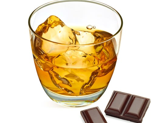 Not feeling wine at Fantasies in Chocolate 2017? Whiskey