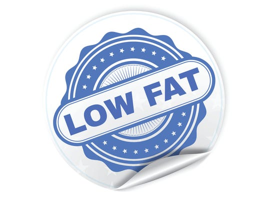 To help me lose weight, I ate full-fat foods, like