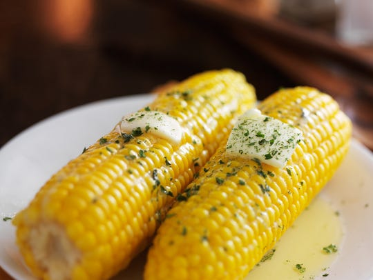 Jersey corn is one of the highlights of summer.