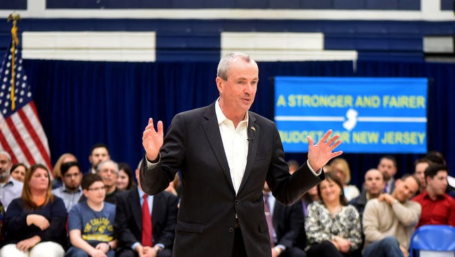 .Phil Murphy town hall: Gov. Phil Murphy l holds a town hall at Paramus High School