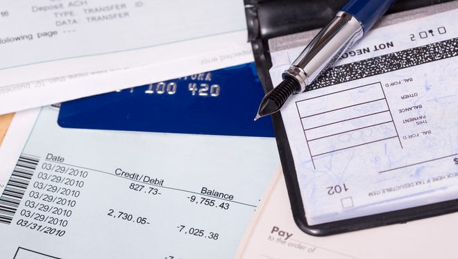 As your parents grow older, they might find it more difficult to manage their bank accounts.