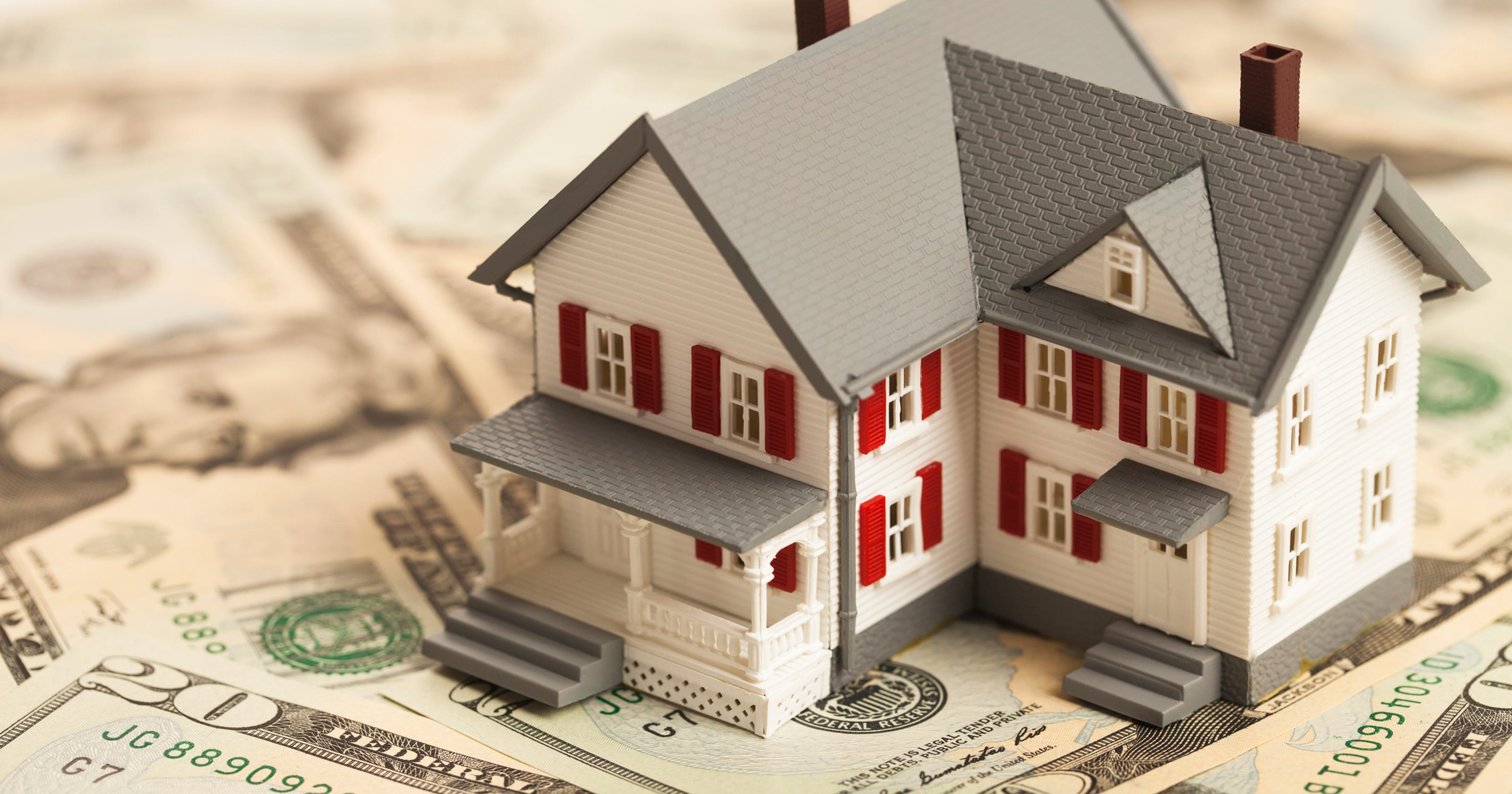 how to get money for a house