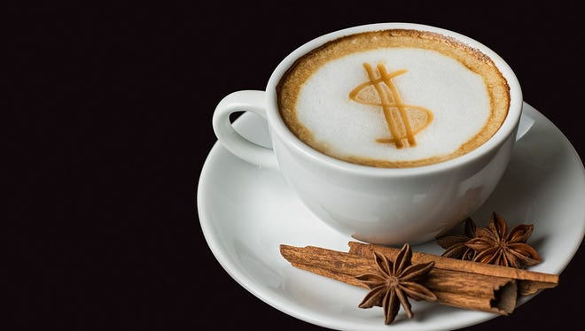 The cost of a cup of coffee or other seemingly small outlays can exert a tremendous financial drain over time.