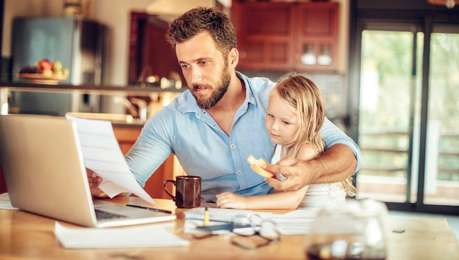 Working from home requires balance. But it's totally doable. Here's how.