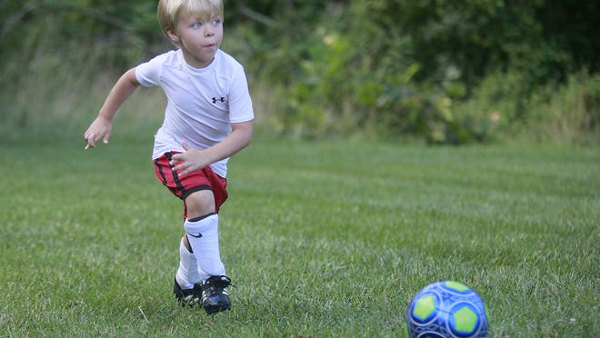 Kenton County YMCA will kick off youth soccer in April. Registration deadline is March 13.