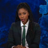 Jessica Williams on 'The Daily Show.'