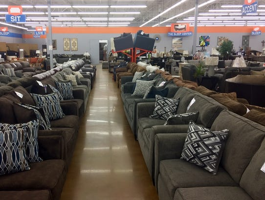 FFO furniture store is coming to Centennial Place shopping