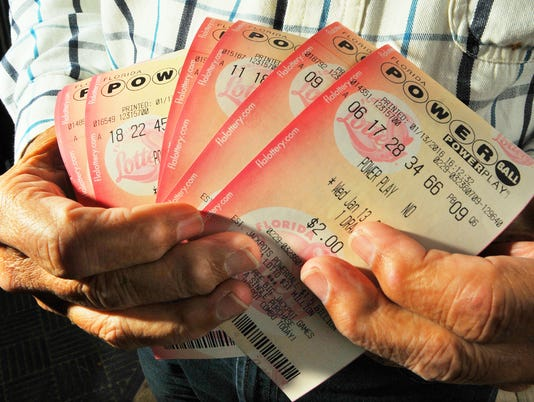 POWERBALL JACKPOT $1.5 BILLION