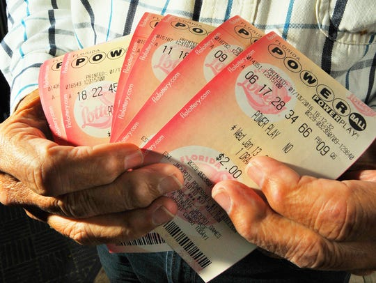 Powerball tickets were selling fast this weekend.