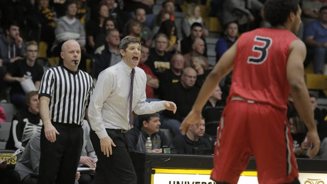 UW-Oshkosh head coach Pat Juckem has the Titans back in the NCAA Division III Tournament for the first time in 13 years.