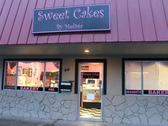 Sweet Cakes by Melissa, a suburban bakery, in Gresham, photographed in 2013.