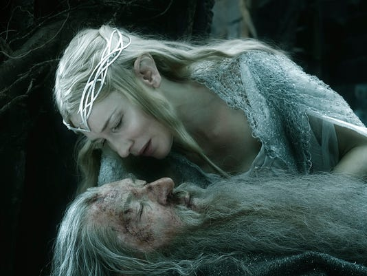 Film Review The Hobbit The Battle of the Five Armies