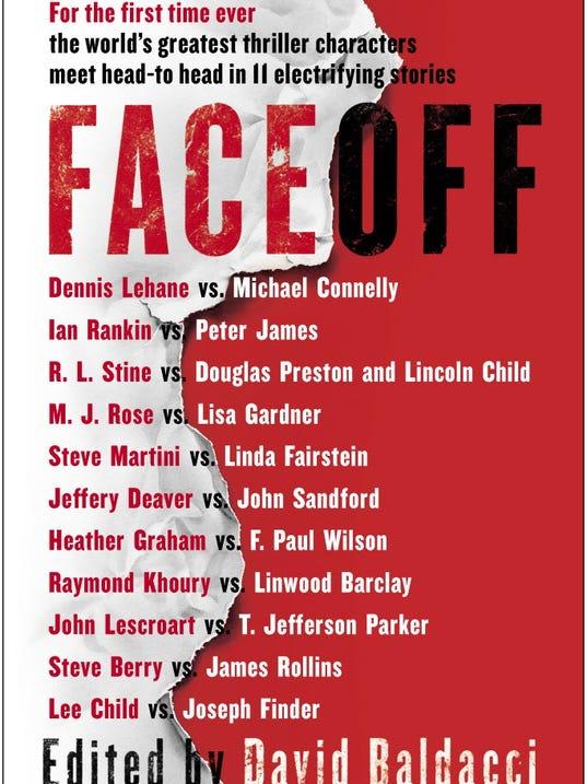 Book Buzz: 'FaceOff' is a thriller reader's 'fantasy'