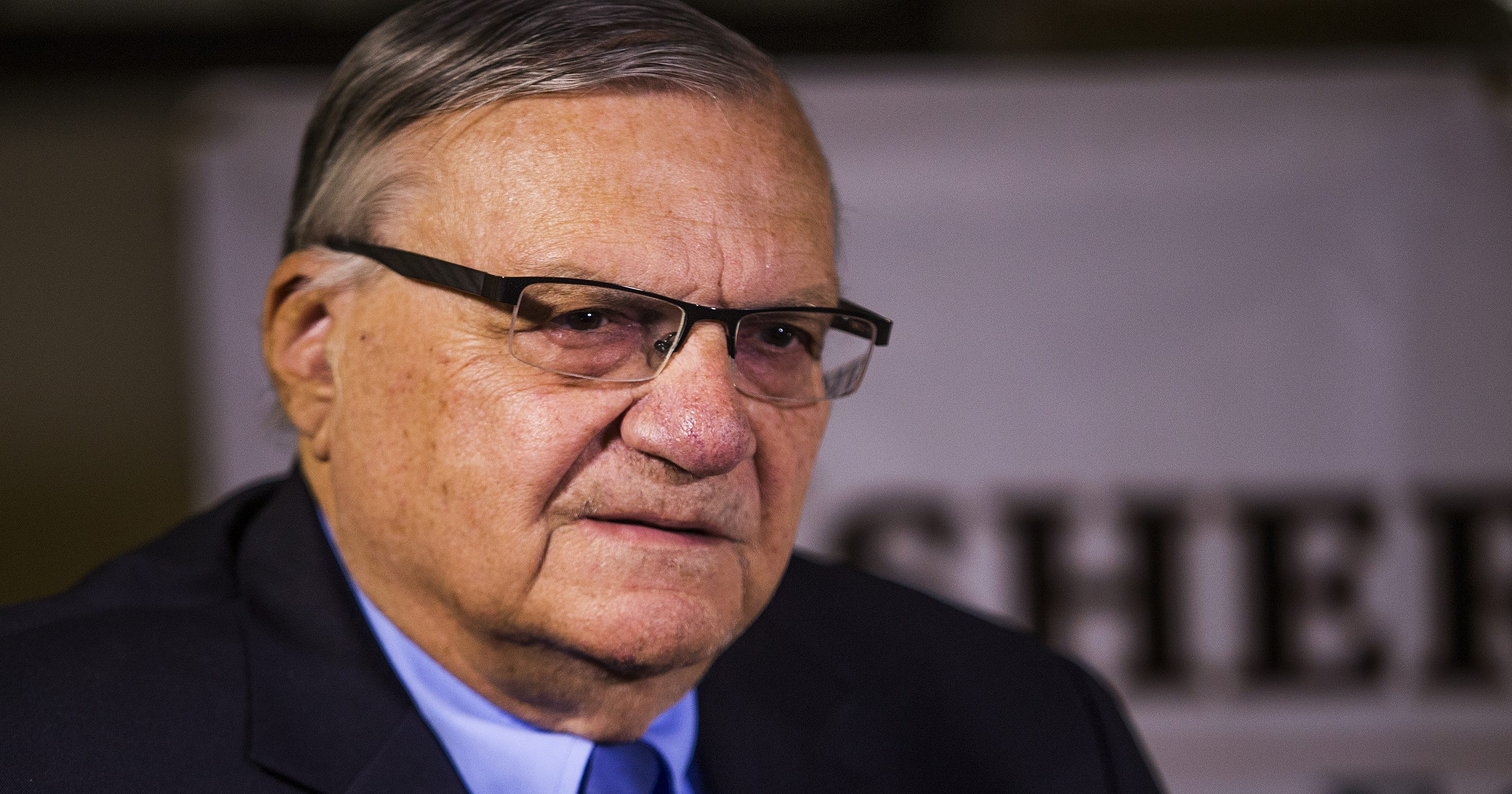 Joe Arpaio campaign complains that Cindy McCain blocked him on Twitter