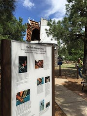 The Pluto telescope dome at Lowell Observatory in Flagstaff.