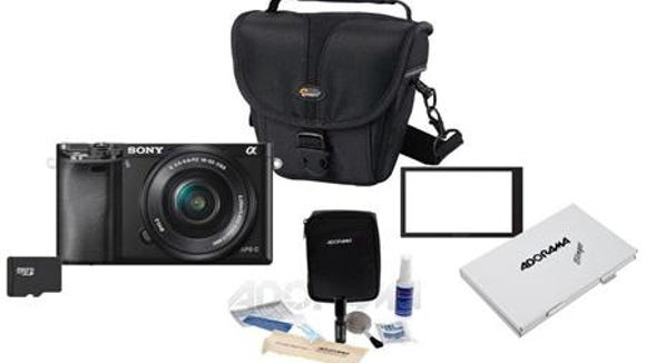 Sony A6000 Bundle