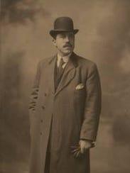 JJ McGarrity, an Irish-born Gloucester City man, became