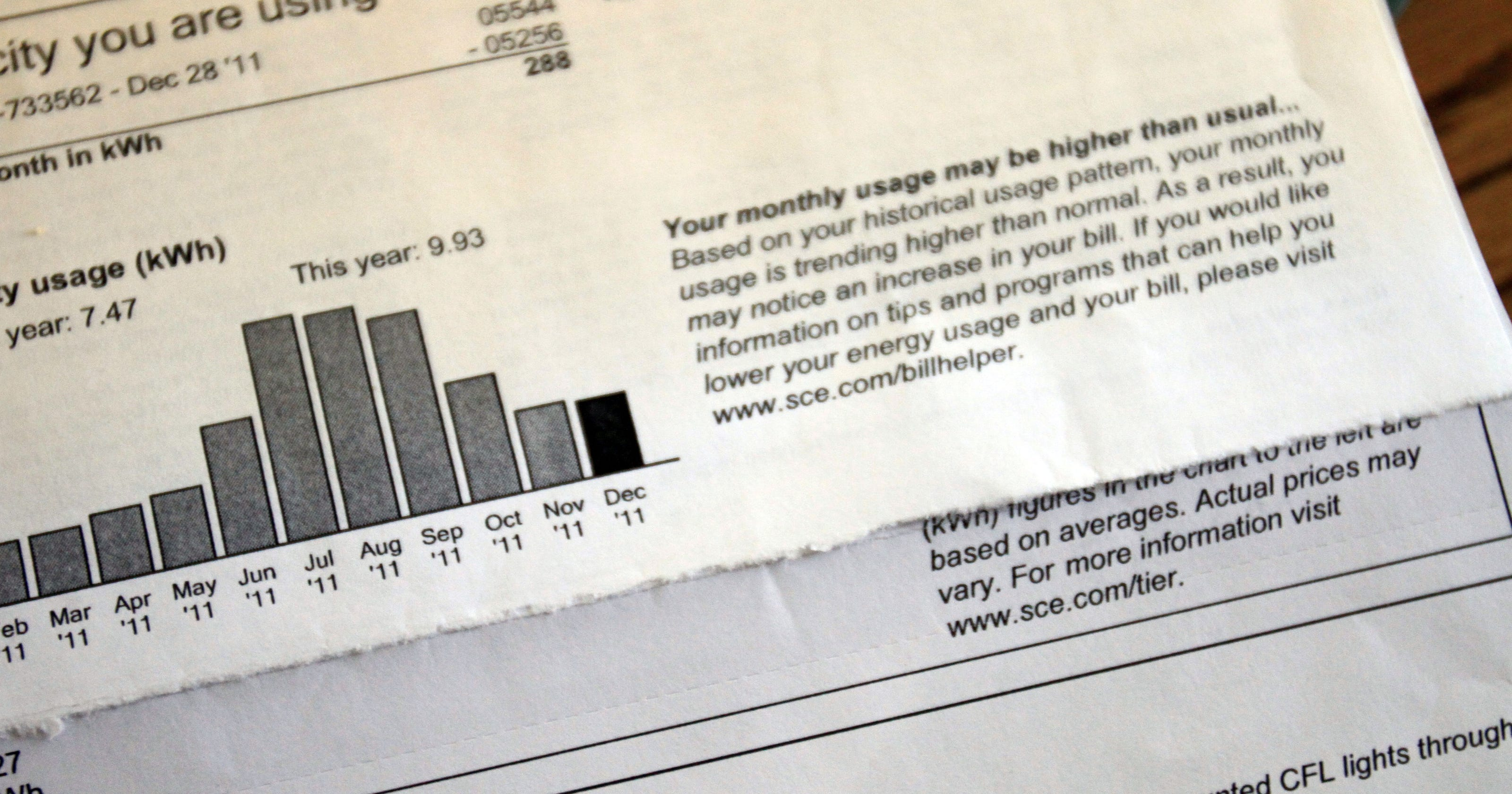 Southern California Edison Raises Electricity Rates