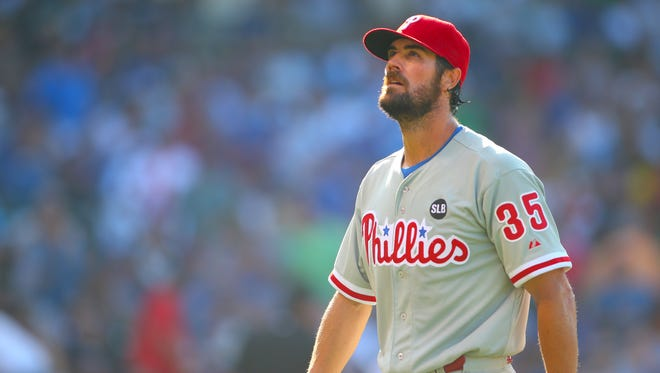 Cole Hamels gives the Rangers a daunting 1-2 punch in the future, along with Yu Darvish.