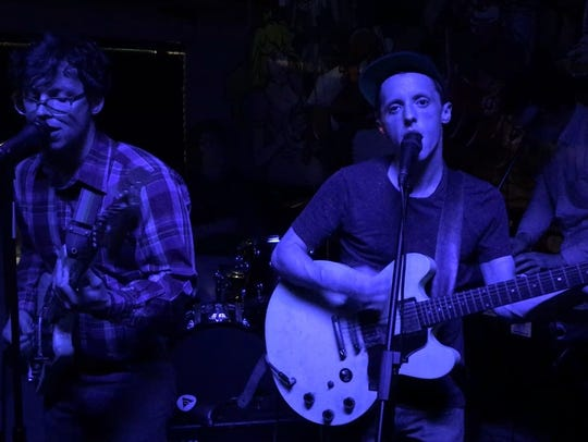 The Spinto Band performs a surprise set at Wilmington