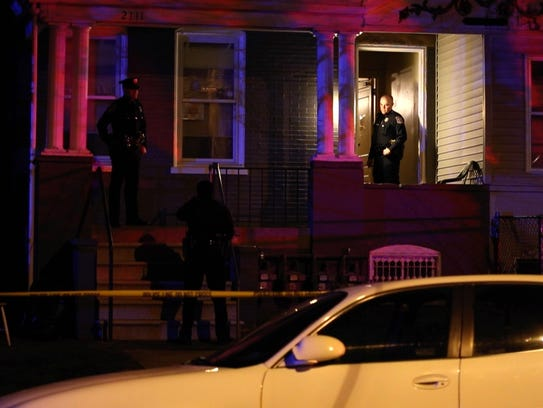 Wilmington Police investigate a stabbing that occurred