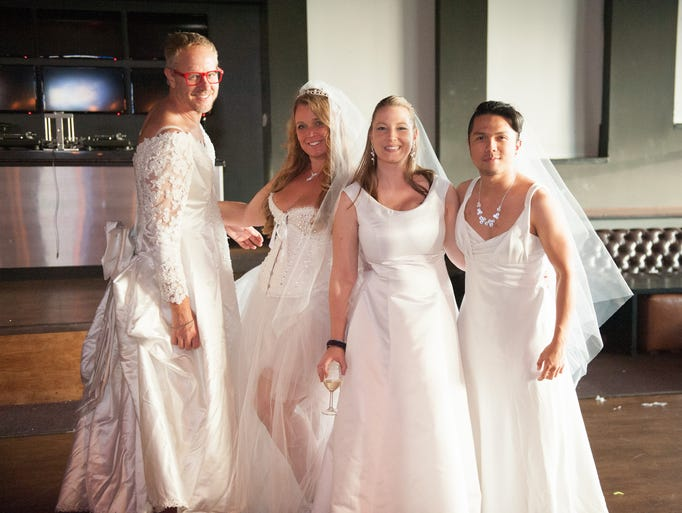 Annual brides of fetish fantasy bondage for Custom wedding dress bay area
