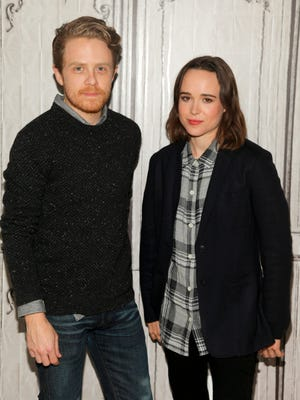 "Ian Daniel and Ellen Page participate in AOL's BUILD Speaker Series to discuss their Viceland show ""Gaycation"" at AOL Studios on March 9 in New York. Vice says 72 percent of Viceland's online viewers are 18-34."