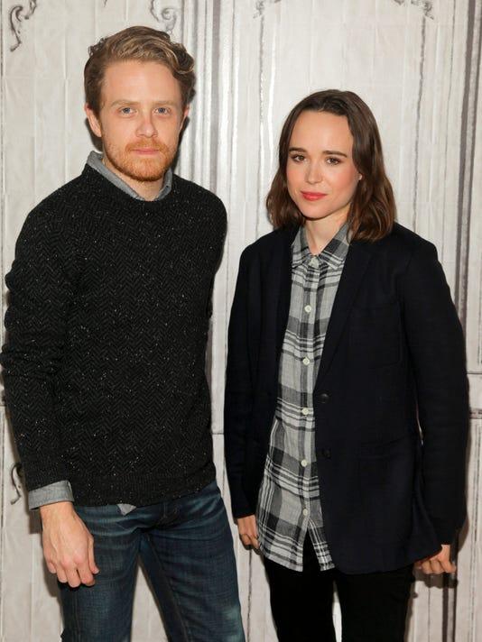 Ian Daniel, Ellen Page