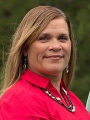 Denise Garner is seeking a term on Jackson's Township Council.