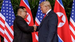 Analysis: When Trump met Kim, the handshake was more historic than the words