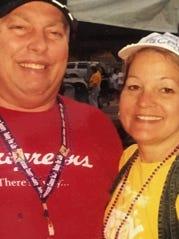 Joseph Godcharles and Bonnie Smith