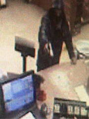 This man is believed to have robbed the Duke and Duchess