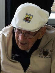 Richard Cole was the last surviving member of the Doolittle Raiders