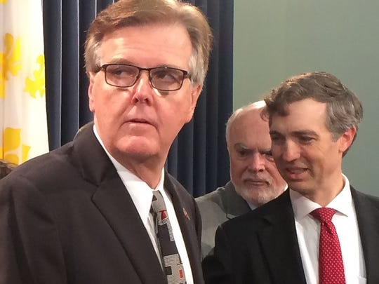Lt. Gov. Dan Patrick, who sets the agenda for the upper chamber, has long been opposed to relaxing marijuana laws.