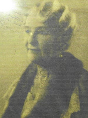 Academy Award nominated actress Mary Jeanette Robison, was a family friend the Beeson's of Dodge City. SUBMITTED PHOTO