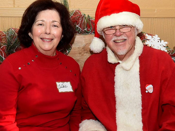 Breakfast With Santa to benefit the Opelousas Cerebral