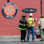 Red Dot plans to reopen within three months after fire, which might have been caused by electrical issues