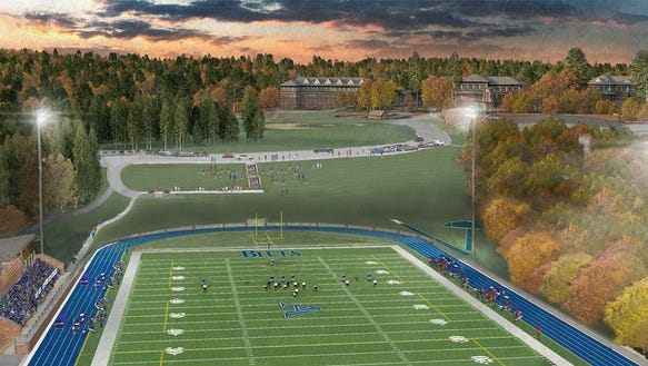 Asheville School will break ground in May on a new