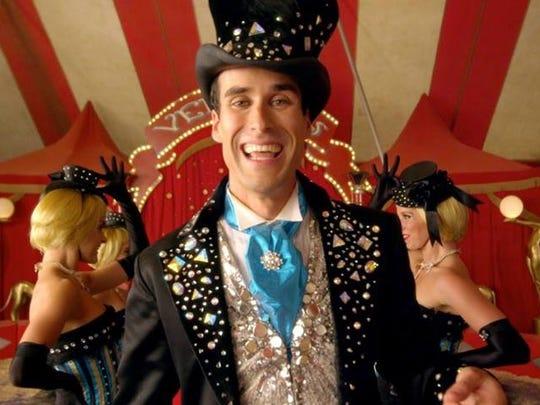 Venardos Circus's Cirque du Mardi Gras at the Alabama