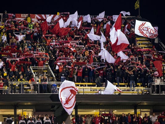 Toronto FC supporters