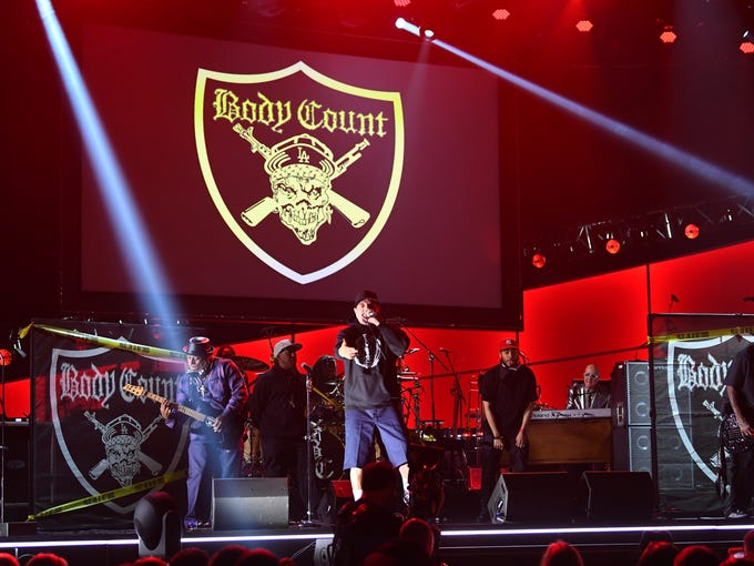 Body Count will perform at the Marquee Theatre on May