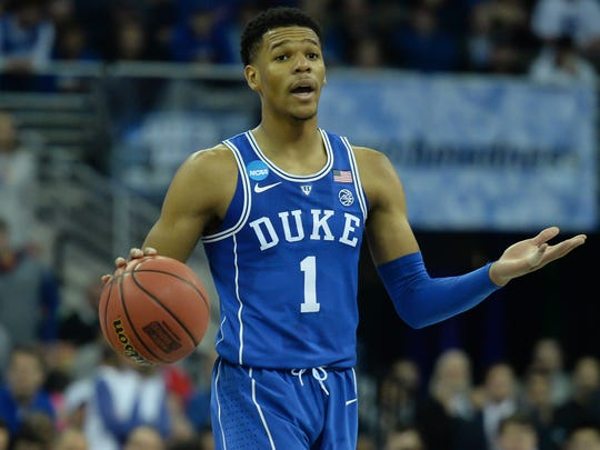 Milwaukee Bucks and Wisconsin Herd two-way player Trevon Duval spent his freshman year at Duke playing alongside NBA draft picks Marvin Bagley III and Wendell Carter Jr.