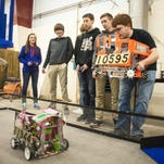 Great Falls Robotics more than 'duct tape and hope'