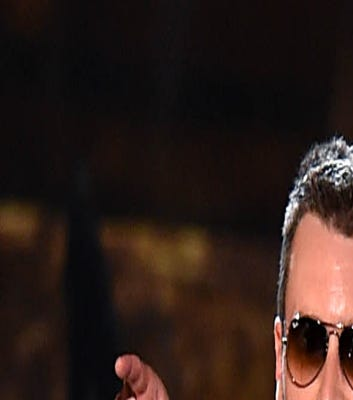 Eric Church is an Entertainer of the Year nominee for